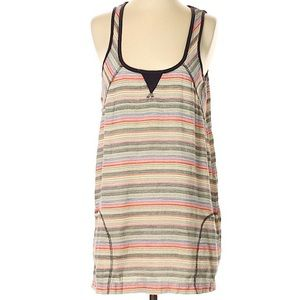 ace & jig striped tank/tunic size small